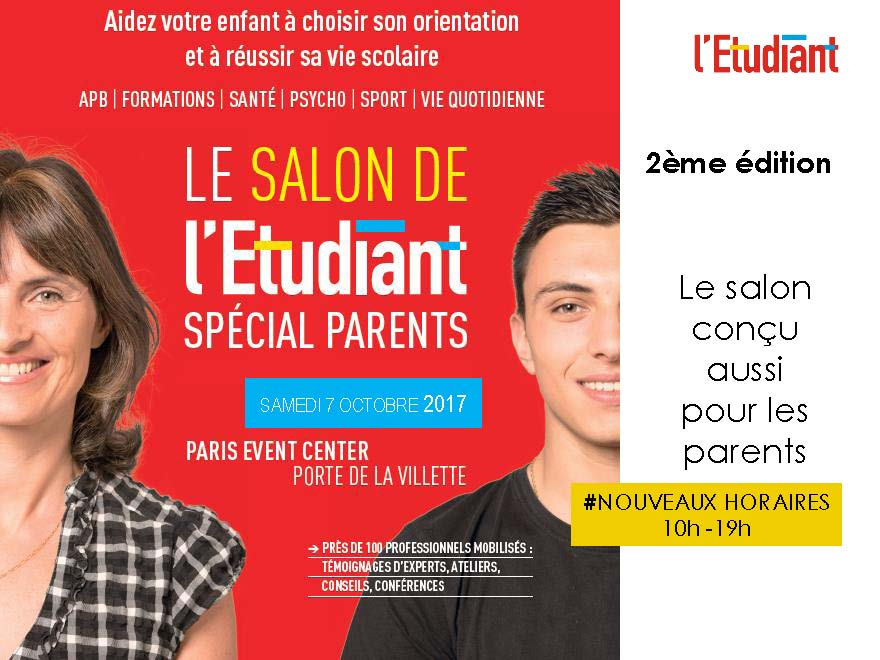 salon l'étudiant