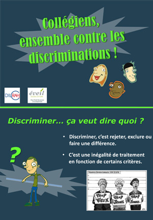 Contre les discriminations